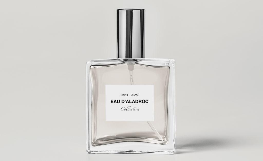 'Eau d'aladroc' una nueva línea de perfumes creada por el bar Casa Micael y fabricada por una conocida marca de cosméticos, próximamente a la venta