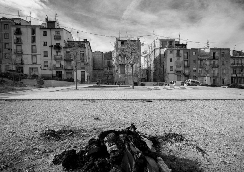 Espacios urbanos muertos