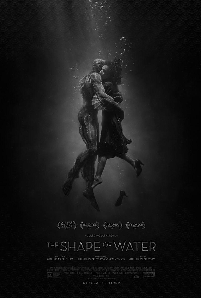 La forma de l'aigua