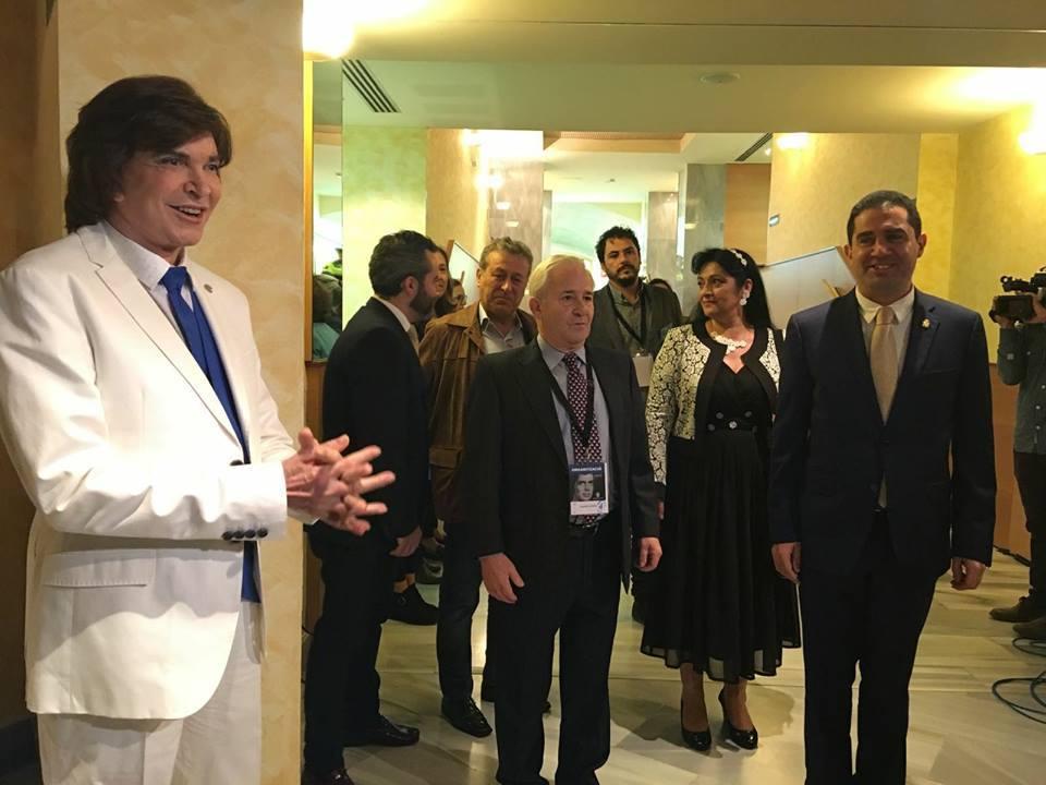 Llegan a la ciudad las primeras figuras del futuro Museo Alcoyano de Cera