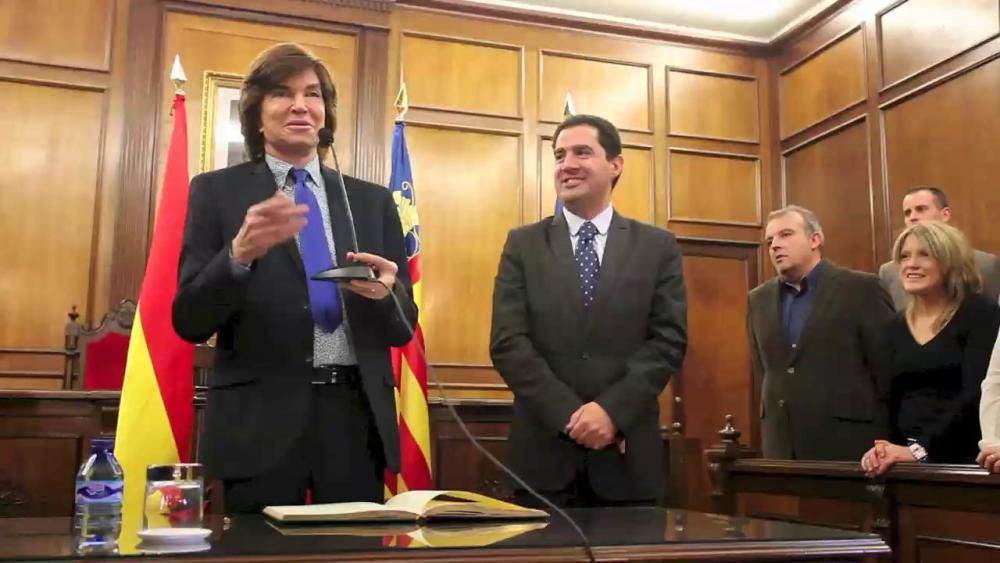 El Ayuntamiento inicia los trámites para que la ciudad deje de llamarse a Alcoy y se convierta oficialmente en Camilonia
