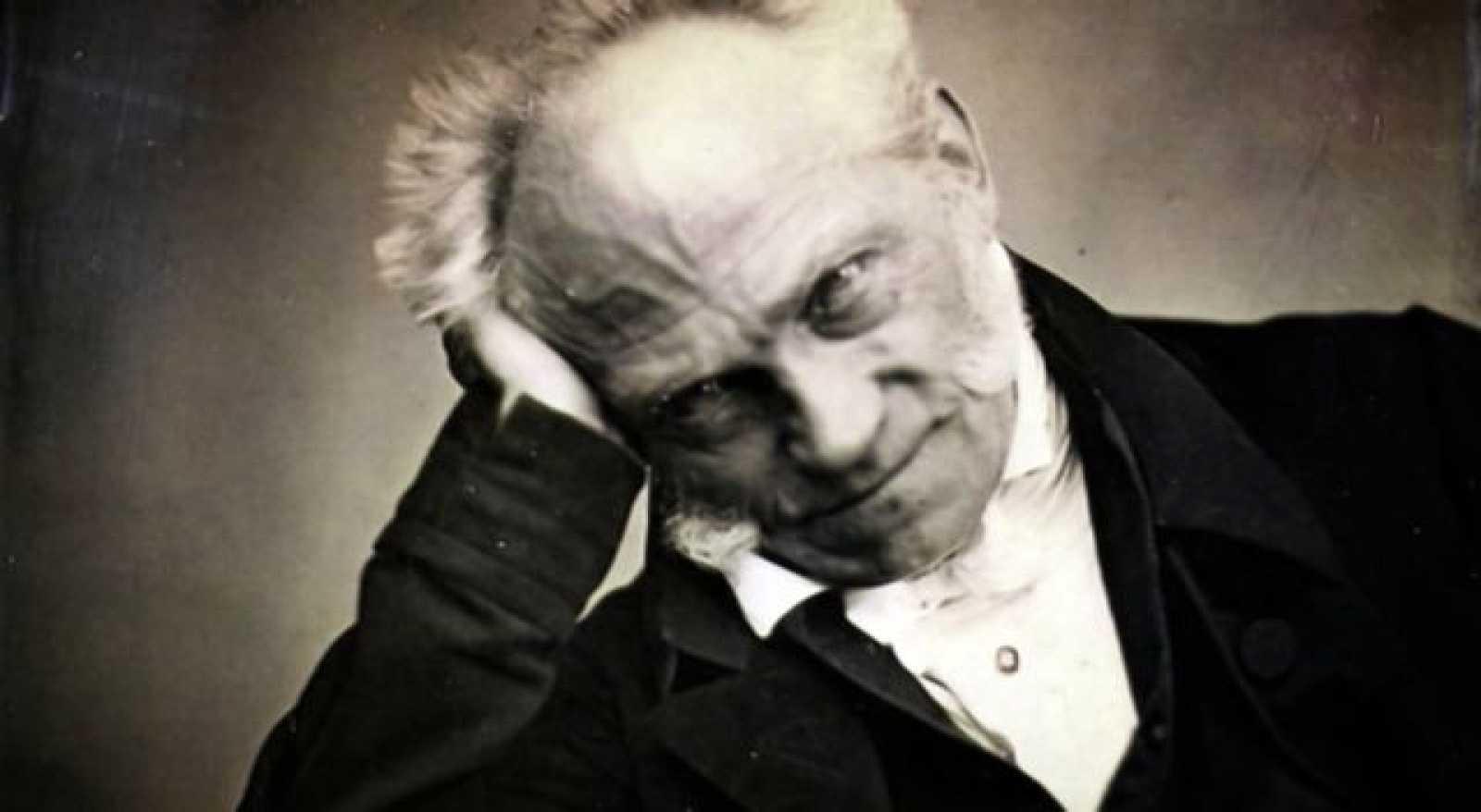 Saials. Shopenhauer a la platja