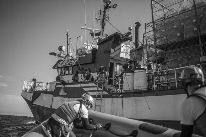 Saials. Mariners de Santa Pola