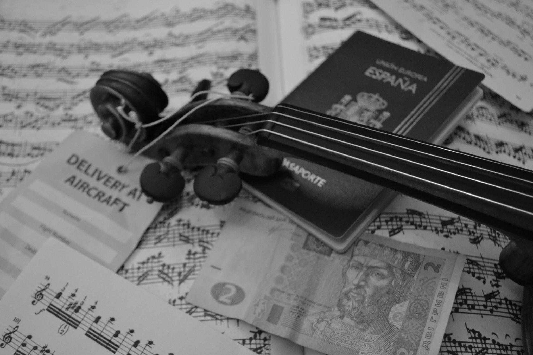 Passaport de partitures