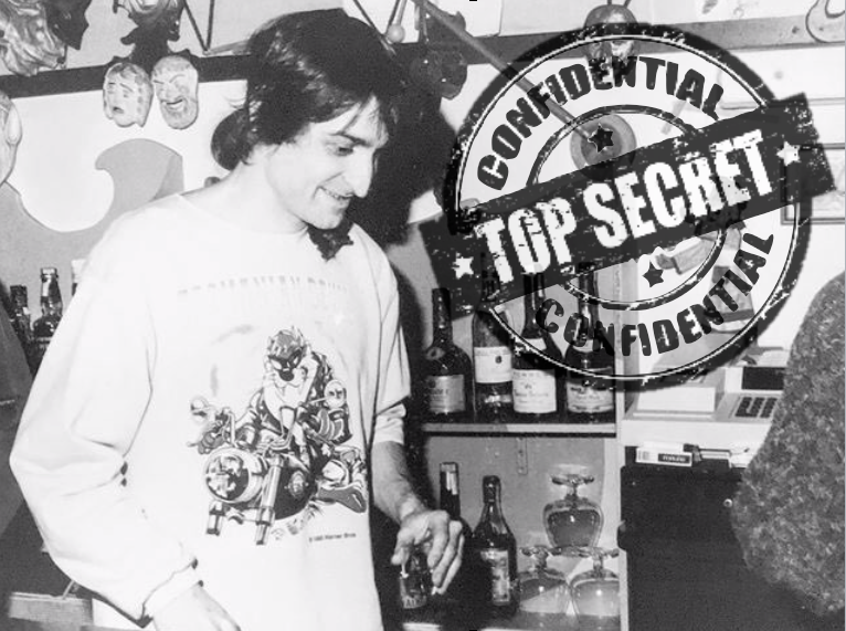 Els papers secrets de L'Escenari Pub: Albert Pla