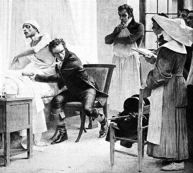 Aparició de l'Estetoscopi o fonendoscopi, ara fa 200 anys