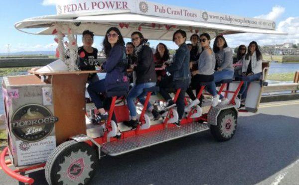 Alcoy incorporará autobuses a pedales a su flota para reducir la contaminación