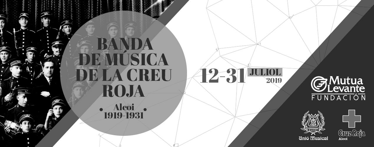 Banda de música de la Creu Roja (Alcoi 1919 – 1931)