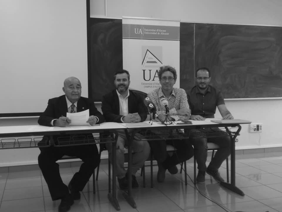 Programació Cultural 2019/2020 Universitat d'Alacant