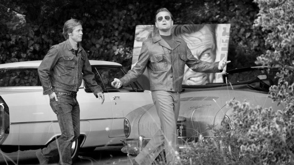¿Qué tiene Tarantino que no tenga yo?