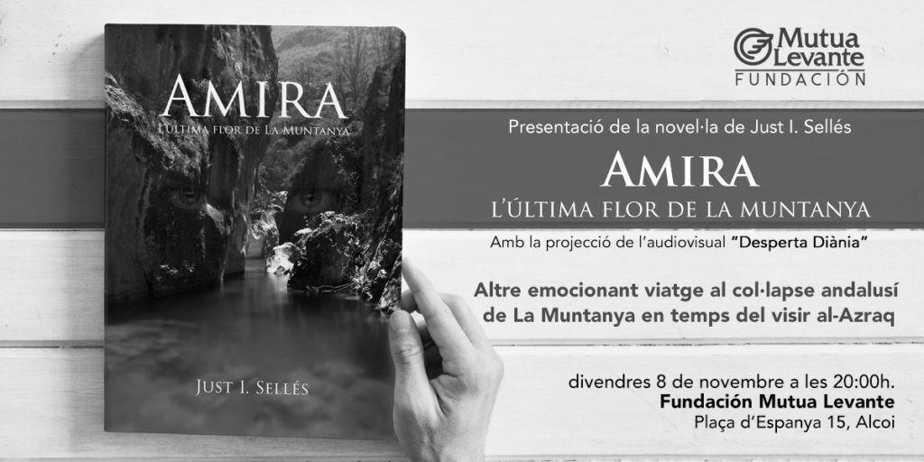 Amira, l'última flor de la muntanya