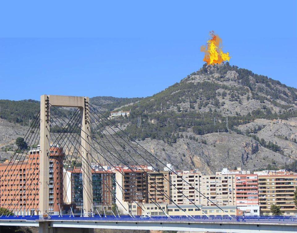 El Ayuntamiento instalará en Sant Cristòfol una estufa de pellets para mitigar el airuset