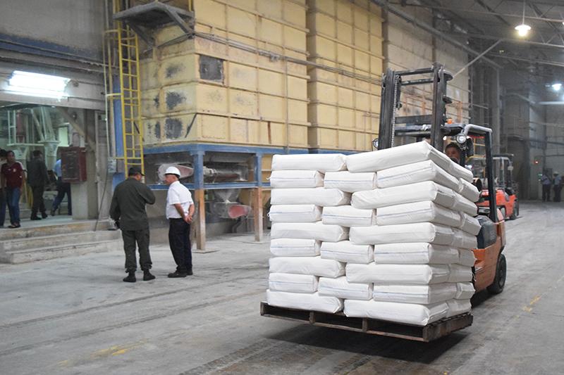 Un equipo de la Universidad de Oxford investiga por qué los alcoyanos compran tanta harina cuando hay riesgo de nevada