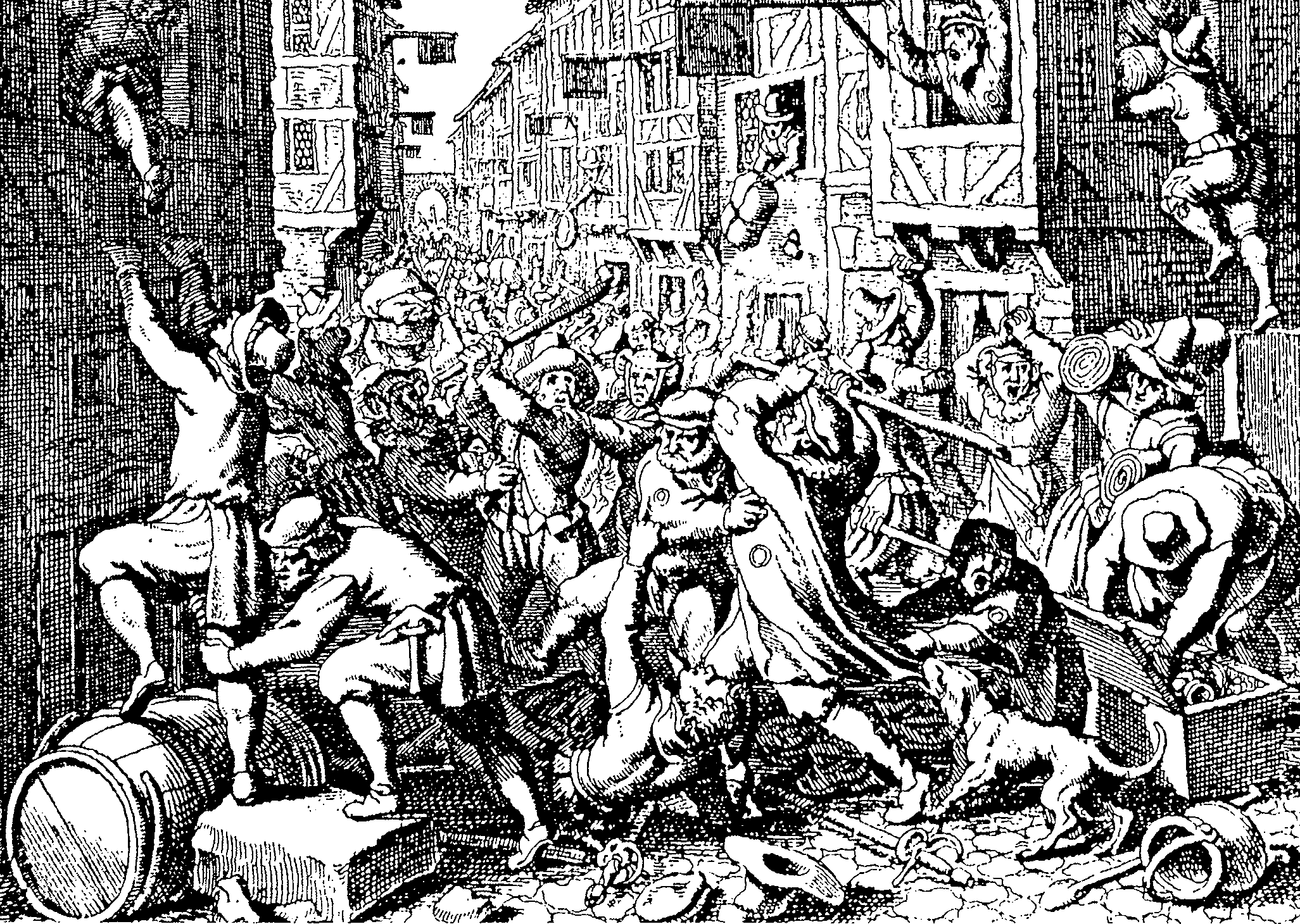 La alcoyanía en tiempos del cólera (7): elrepugnante mecanismo del odio