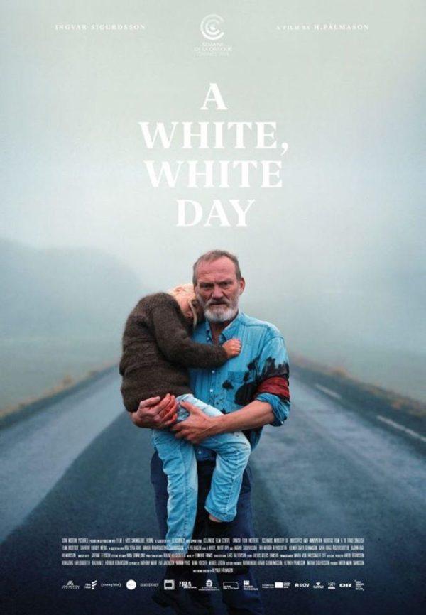 Un blanco, blanco dia