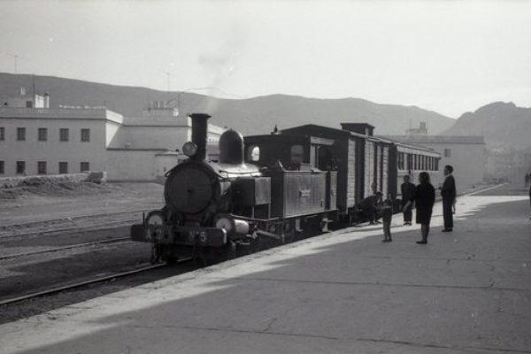 L'estació de Gandia