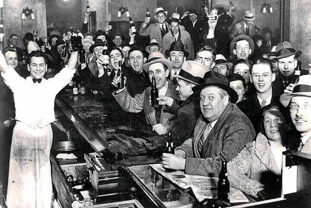 Matando bares a cañonazos