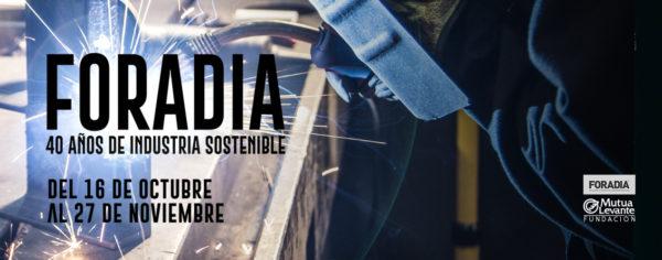 FORADIA, 40 anys d'indústria sostenible