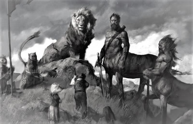 El lleó, la bruixa i l'armari