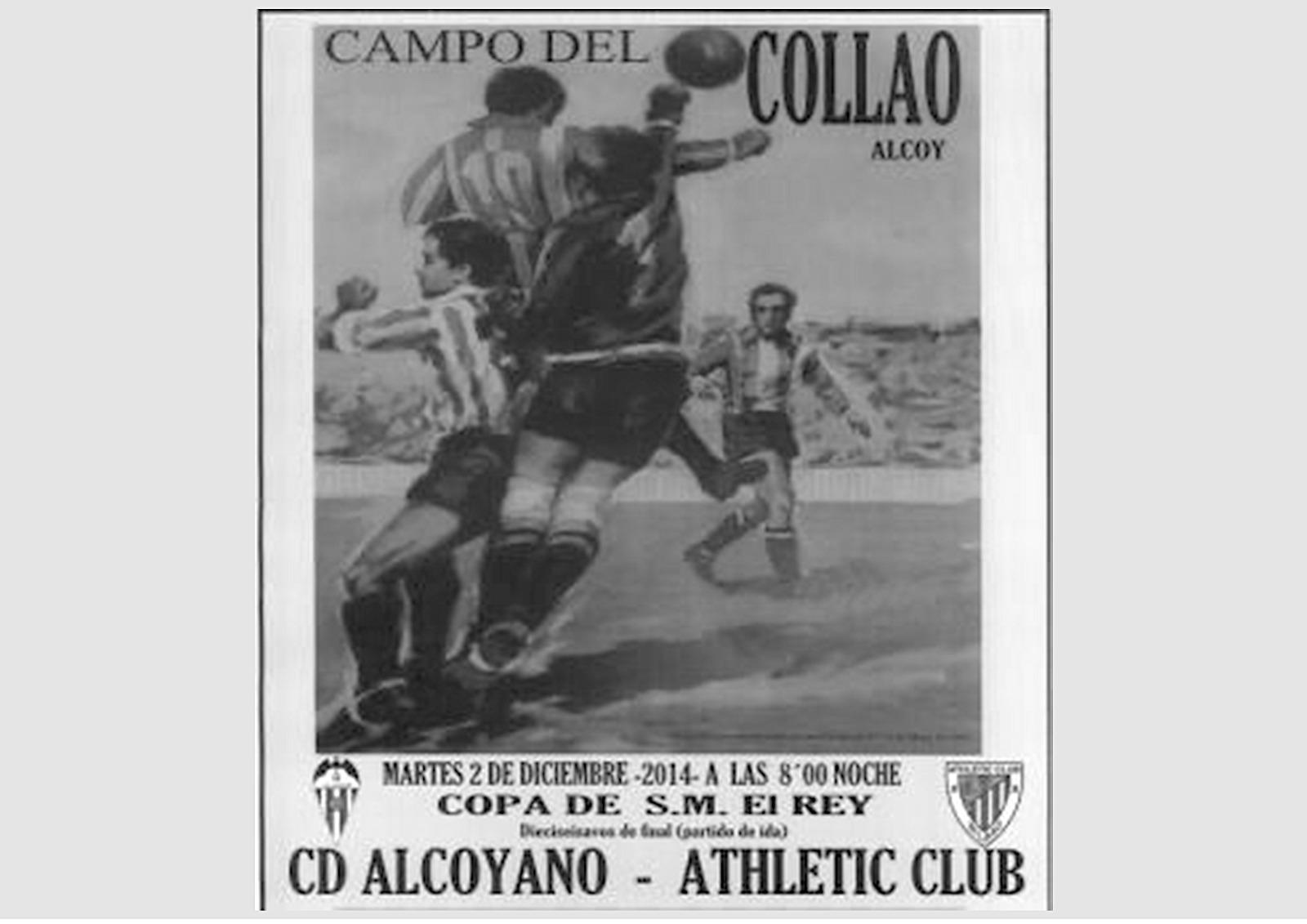 Alcoyano – Athletic Club: resaca de una borrachera de moral
