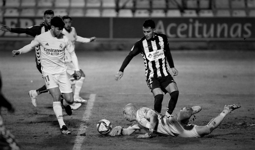 Alcoyano – Real Madrid: José Juan como síntoma