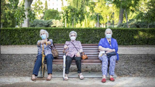Tres señoras alcoyanas se hacen cargo de la cúpula del Ministerio de Defensa