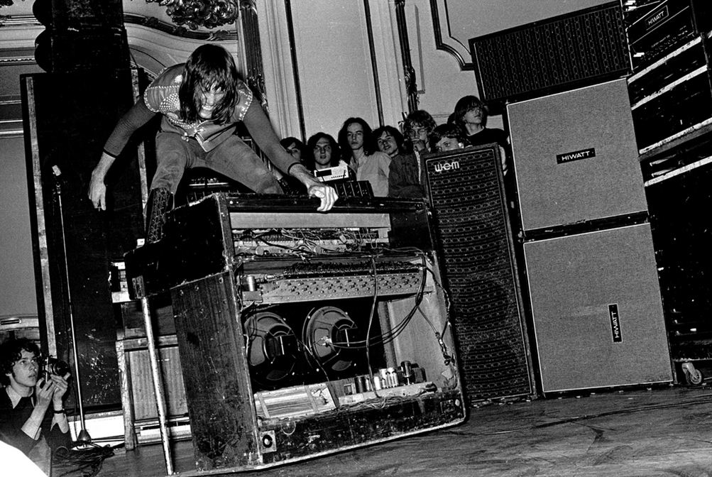 Historia del Rock Progresivo (I). Ascenso y caída