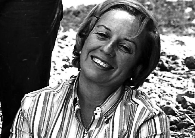 Ana María Vicent Zarazoza (Alcoy, 1923 – Madrid, 2010)