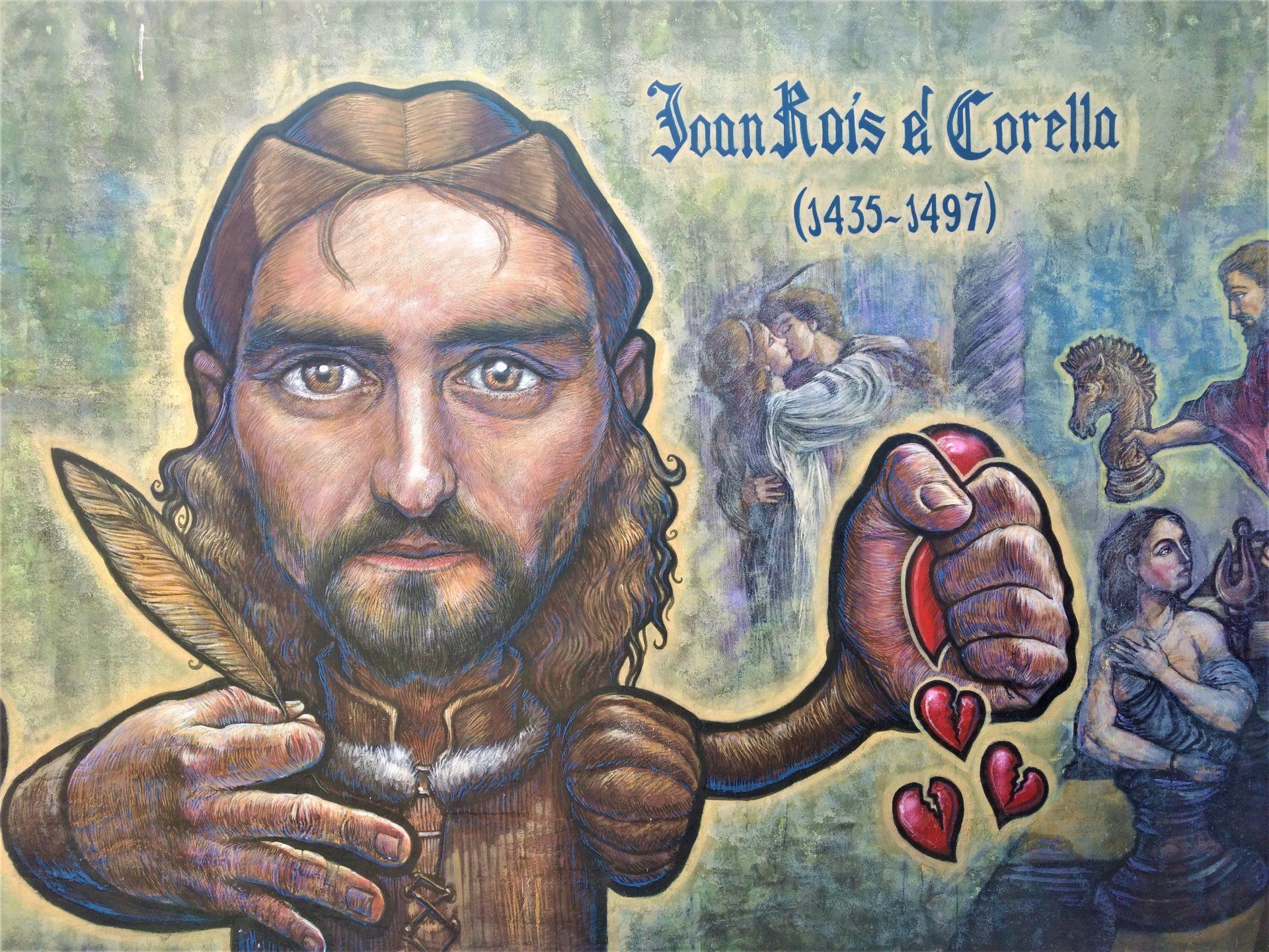 Joan Roís de Corella davant la cavalleria i la guerra (I)