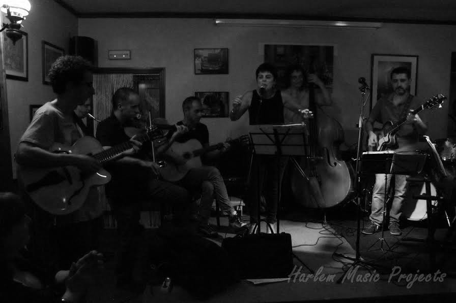 Mussols en codi jazzístic