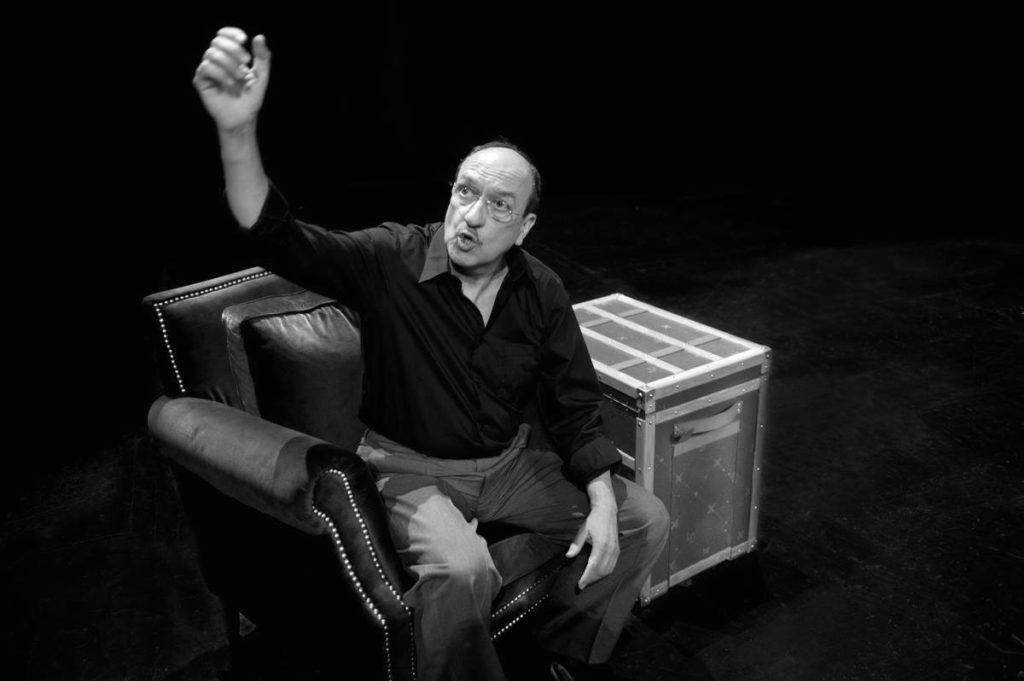 'Matant el temps', el recital de Joan Gadea