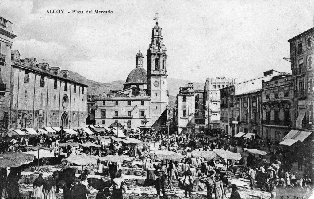 Un recorregut per la història del comerç d'Alcoi