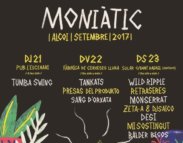 Torna el Moniàtic a Alcoi