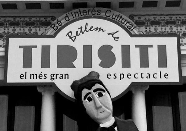 Tirisiti, el titella que més agrada als escolars