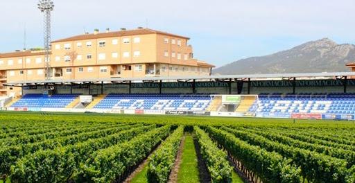 El CD Alcoyano reconvierte su campo de futbol en huertomientras dure la epidemia de coronavirus